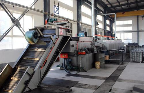 瑞格尔轴承生产设备