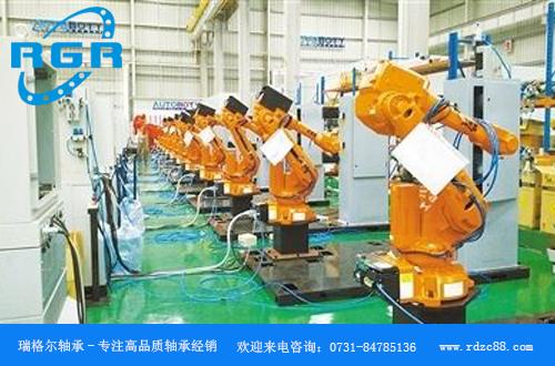 东莞制造强市转型 预计2021年机器人产值破千亿元
