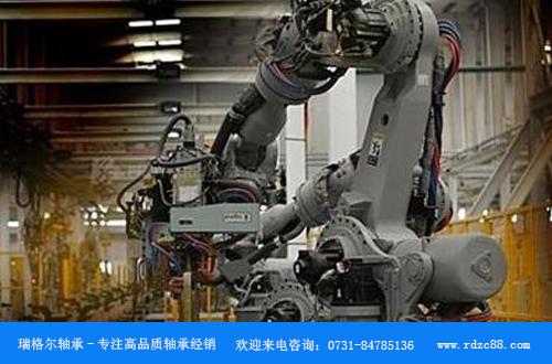 沈阳将建成我国最大机器人产业基地